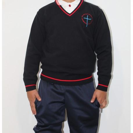 Suéter Cuello Pico Newcril
